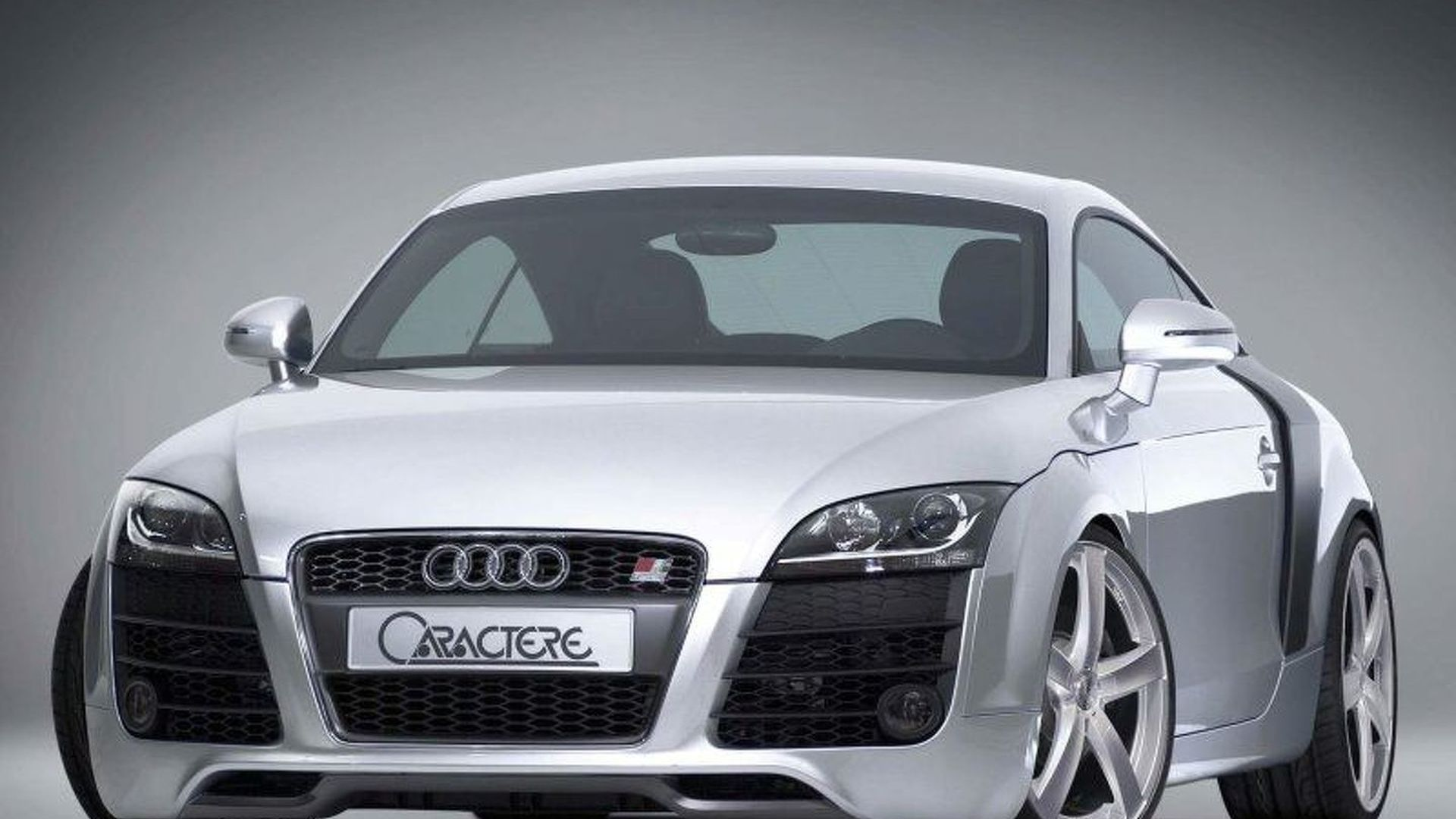 Audi TT Gets R8 Treatment by Caractere