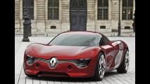 Salão de Paris: Conceito DeZir inaugura nova identidade visual da Renault