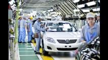 Toyota pressiona fornecedores por redução de preços de peças