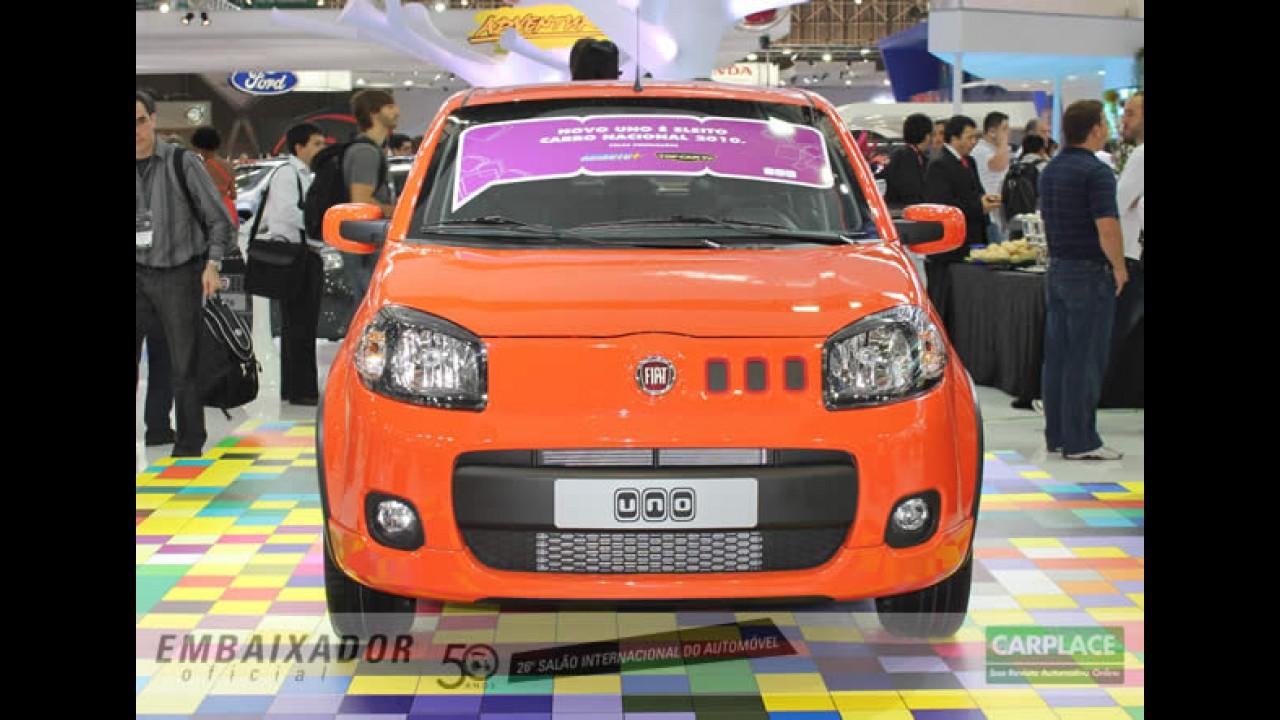 Fiat encerrou 2010 com lucro de 2,2 bilhões de euros com ajuda do Brasil