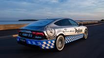 Audi S7 Sportback pour la police australienne