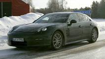 Porsche Panamera base model