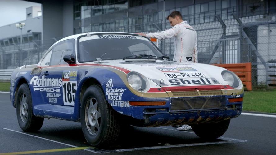 VIDÉO - Redécouvrez cinq Porsche de compétition mythiques