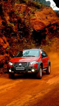 Fiat Palio Weekend Adventure Locker
