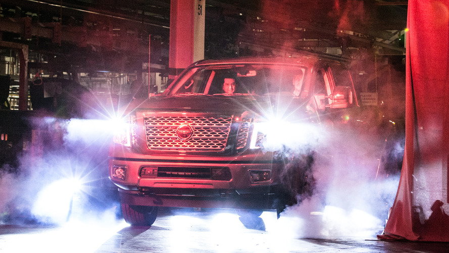 2016 Nissan Titan XD goes into production