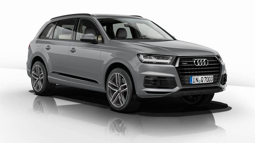 Audi Q7 gets Exclusive touches