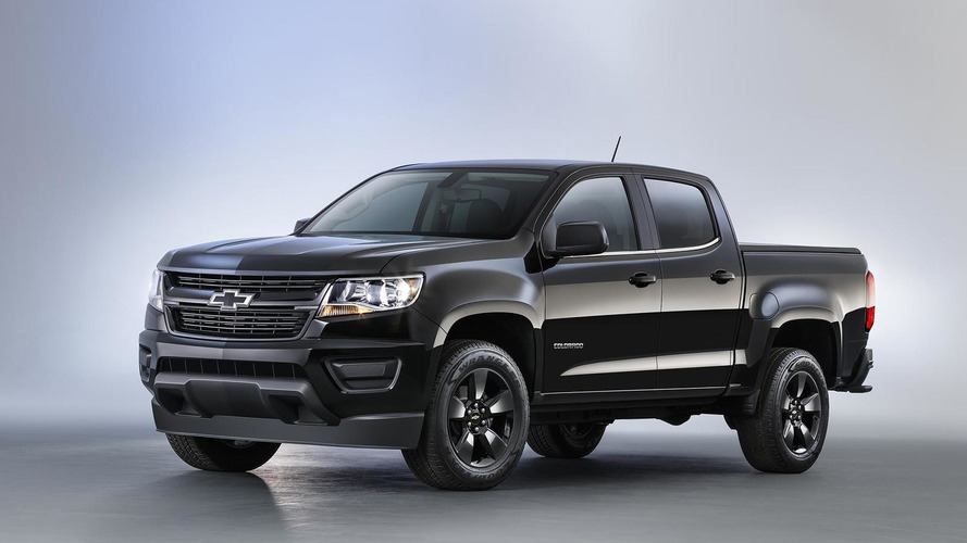 2017 Chevrolet Colorado boasts new V6 and eight-speed auto