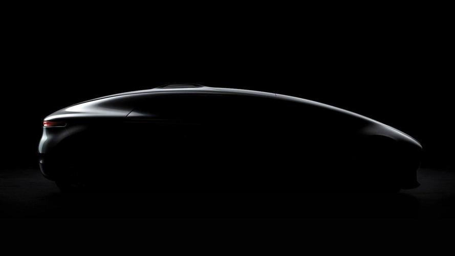Mercedes-Benz autonomous driving concept teased ahead of CES reveal