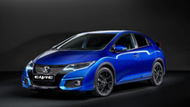 Honda Civic facelift unveiled for Europe with new Civic Sport variant