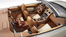 Q by Aston Martin applies equestrian theme on DB9 Volante
