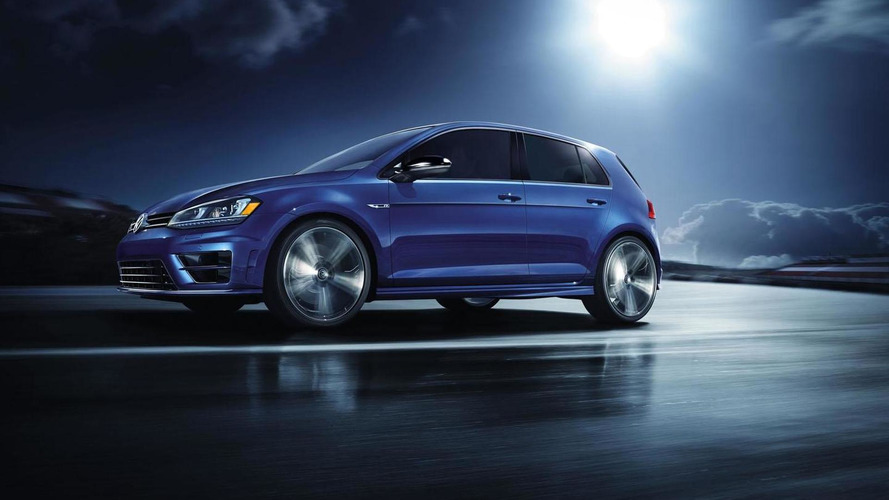 Volkswagen Golf R launch edition announced for US, goes up for order next month
