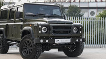 Land Rover Defender Chelsea Wide Track