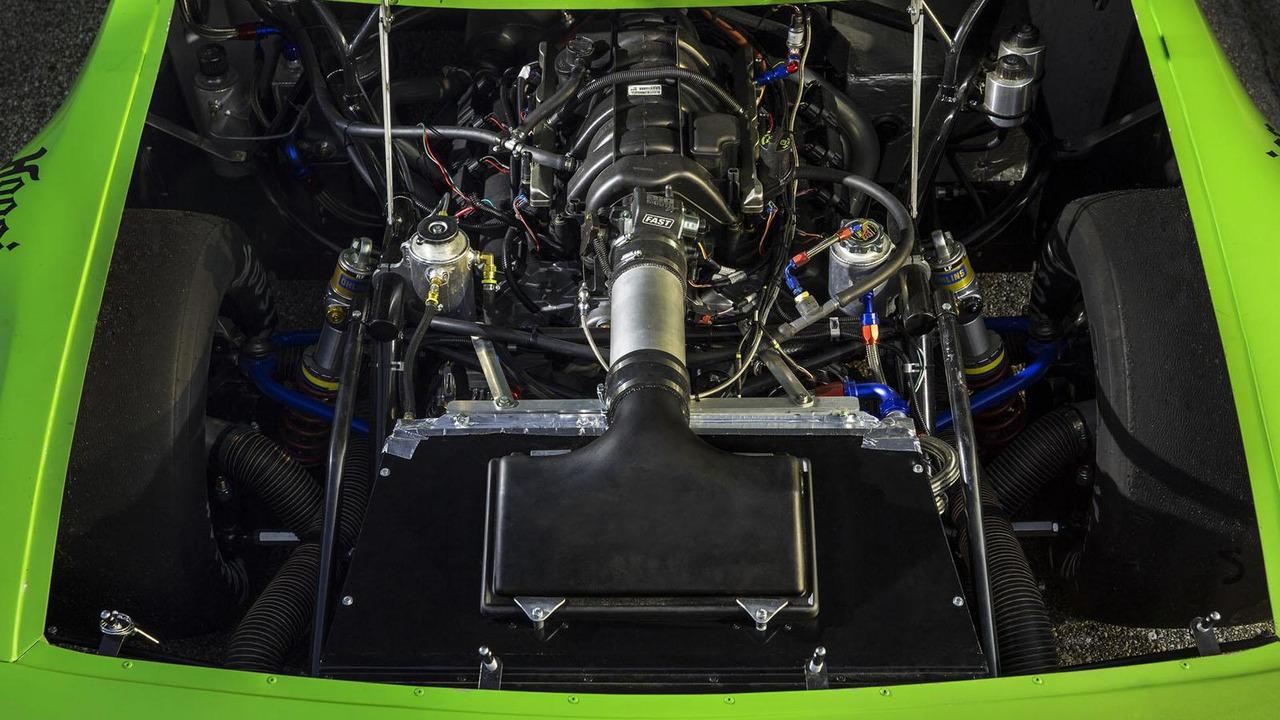 Dodge Challenger SRT Trans Am race car