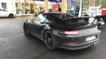 Porsche 911 GT3 RS spotted in Sweden