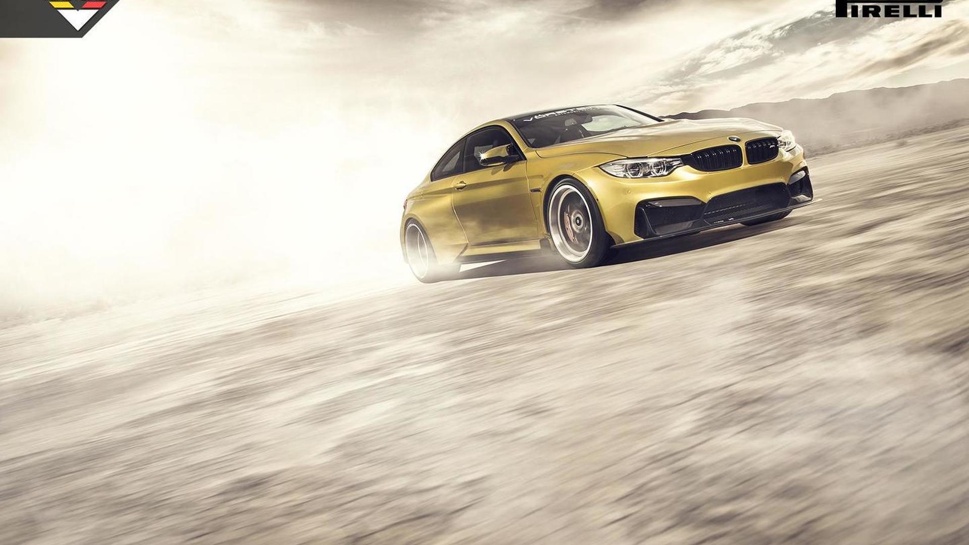 Vorsteiner shows off their BMW M4 GTRS