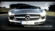 VÍDEO: Mercedes-Benz divulga vídeo do Novo SLS AMG