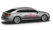 Volkswagen CC 2018  images officielles