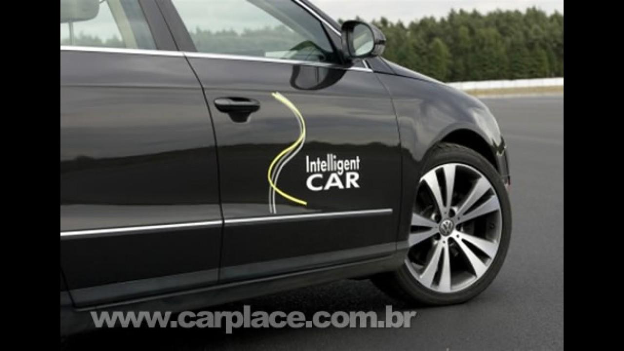 Tecnologia: Volkswagen iCar tem sistema que não precisa de motorista