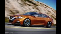 Nissan Sports Sedan Concept