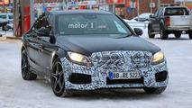 2019 Mercedes-AMG C43 Spy Shots