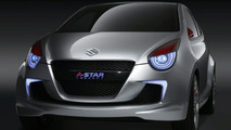 Suzuki A-Star Concept - Next Global Car