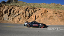 Acura NSX Supercar claims class victory in North American racing debut at Pikes Peak