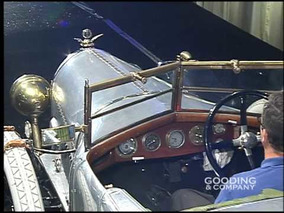 Oldest Surviving Production Bentley Sold at Pebble Beach - 1921 3-litre 'Chassis Number 3'