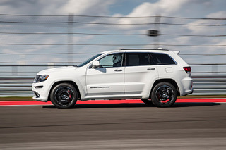 A Hellcat Jeep Grand Cherokee Will be on the Streets in 2017