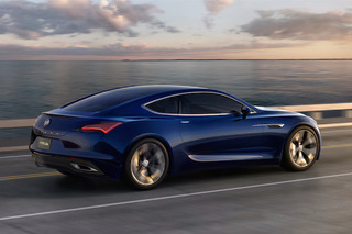 Buick Brings the Heat With the 400-HP Avista Sports Coupe Concept