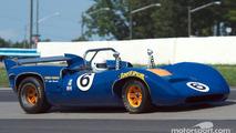 #6 1960 Lola T/70 Mk IIIb, originally driven by Mark Donohue