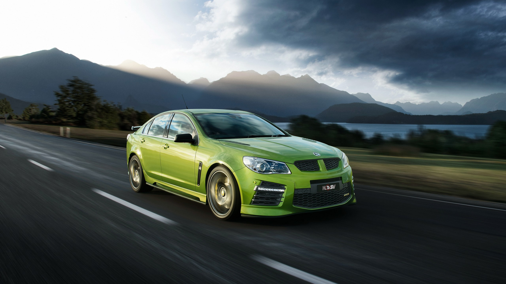 Farewell HSV GTS-R W1 will receive LS9 ZR1 engine with 638 hp