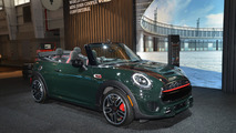 2017 Mini John Cooper Works Convertible live in New York