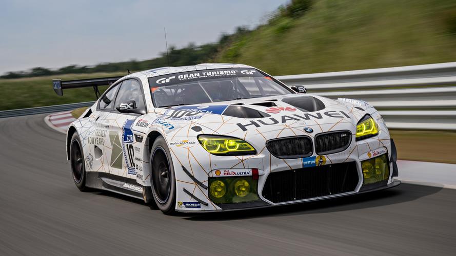 Track Test: BMW M6 GT3