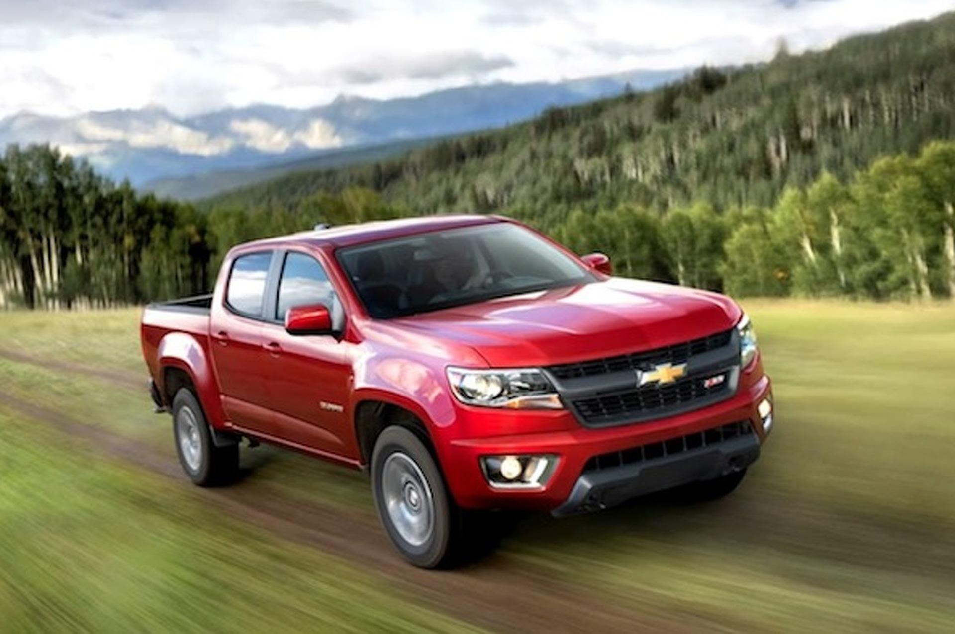 2015 Chevrolet Colorado Revealed