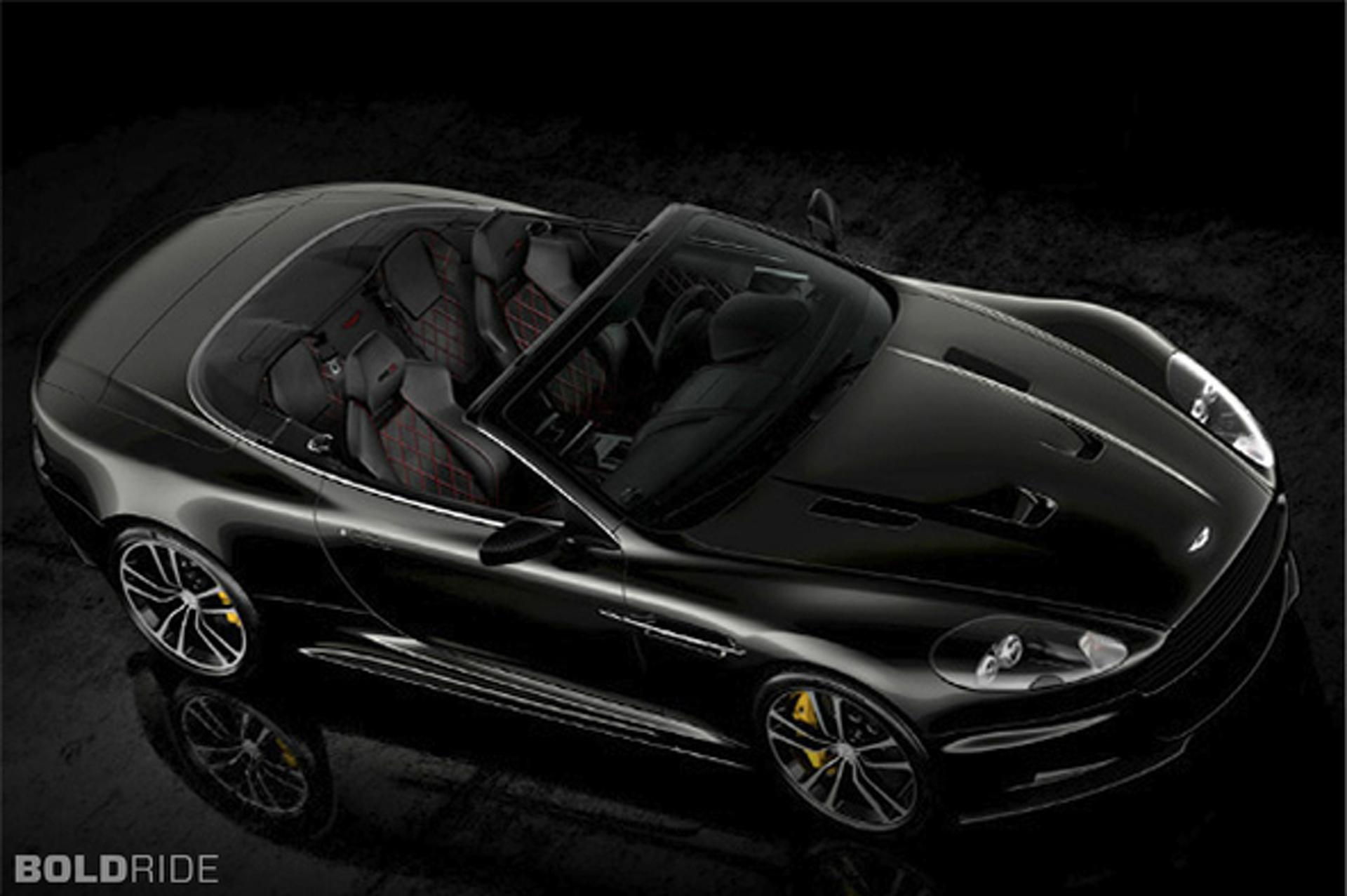 Jaw Dropper: Aston Martin DBS Ultimate