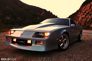 Your Ride: 1989 Chevrolet Camaro IROC-Z28