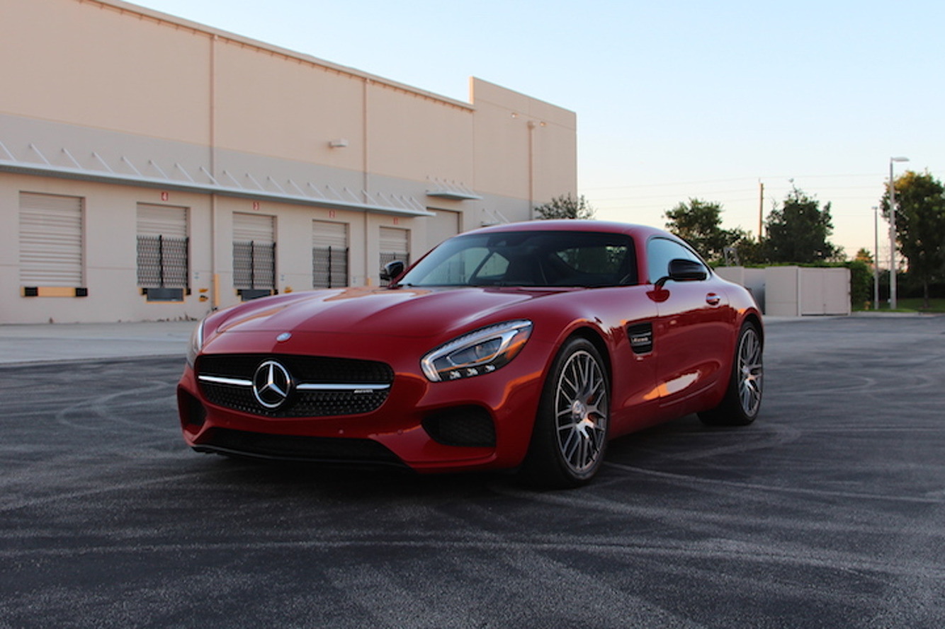 The Mercedes-AMG GT Should Come With A Heart Rate Monitor: Review