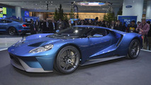 NAIAS 2015: Day One in review