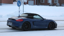 Porsche Boxster RS Spyder spy photo