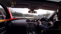 Jaguar Land Rover shows off their Bike Sense safety system [video]