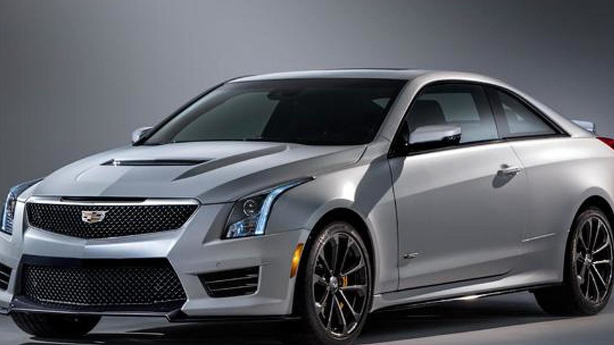 Cadillac ATS-V.R race car will reportedly debut in Los Angeles