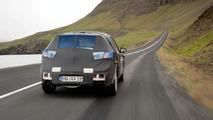 2010 Mazda3 Hatch Prototype Spy Photo