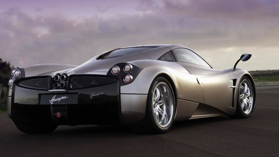 Pagani announces Huayra heading to U.S. shores