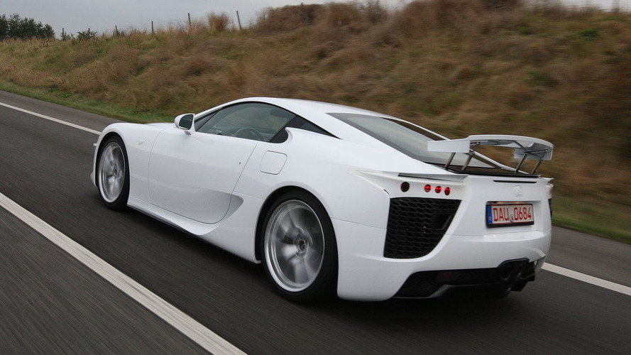 Toyota exploring all-electric supercar, following SLS E-Cell and Audi E-Tron debuts