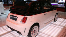 Abarth 500C live in Geneva 04.03.2010