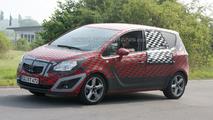 New Opel Meriva hits the Ring