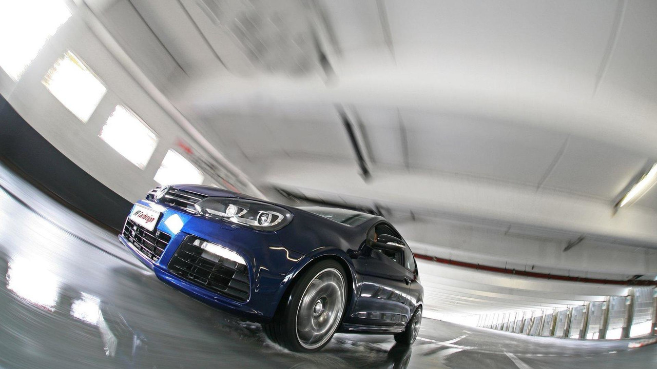 Golf VI R by MR Car Design 04.11.2010