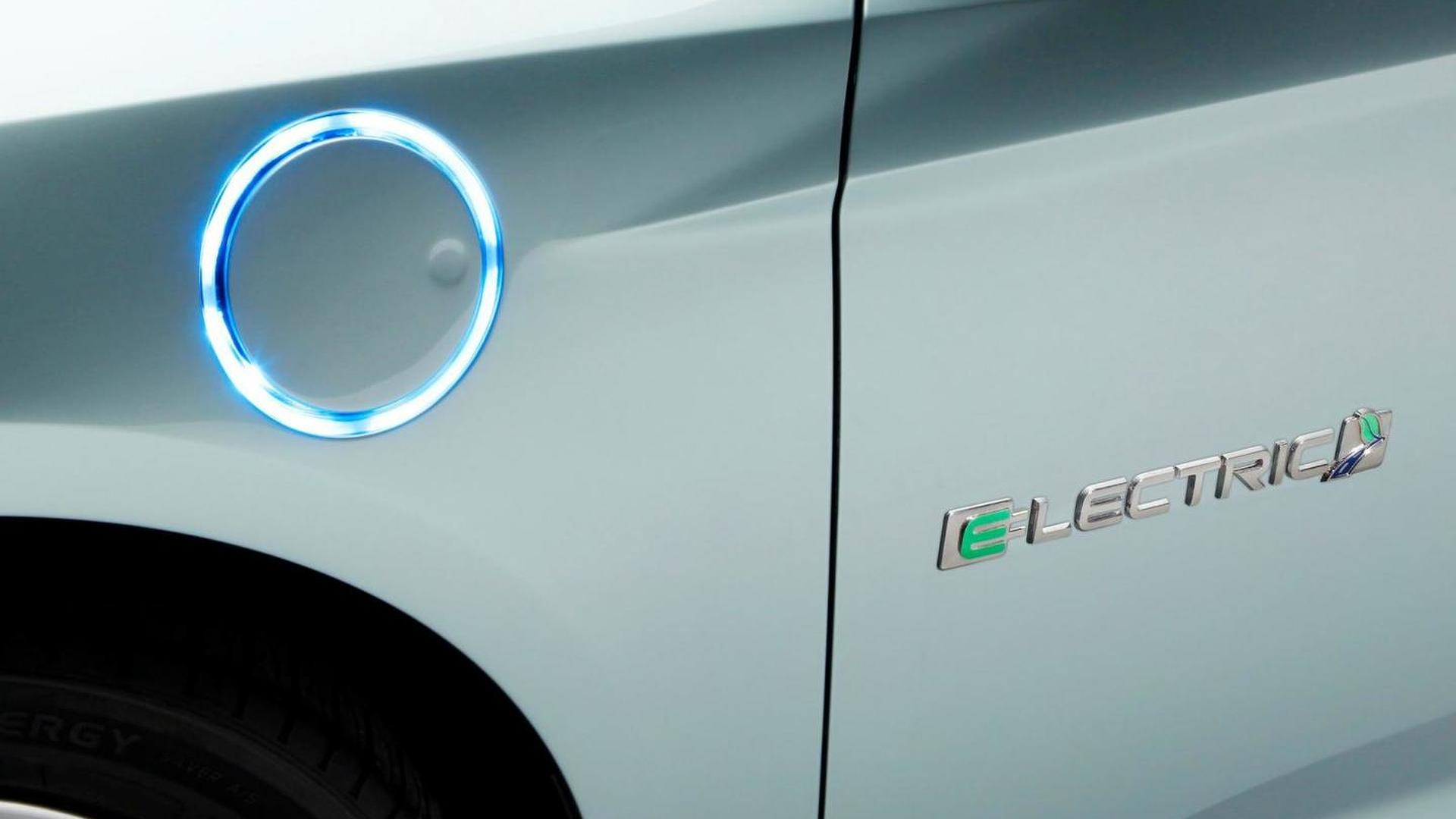 2012 Ford Focus EV teased