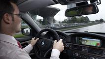 BMW microNavigation research project, detailed cards description in complex destination venues 15.06.2010