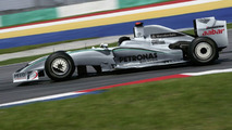 Mercedes drivers to share winter test days